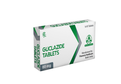 Gliclazide Tablet 80mg