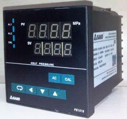 Sand Melt Pressure Indicator