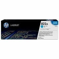 HP C8551A 822A Cyan Toner Cartridge
