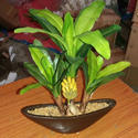 Green Artificial Plant