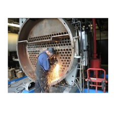 Iron Cylindrical Boiler Fabrication Services