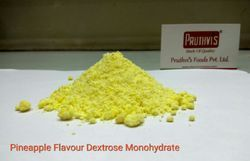 Pineapple Flavor Dextrose Monohydrate / Glucose Powder