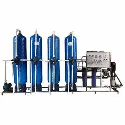 Sea Water RO Plant