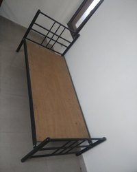 Maayaar Powder Coated Steel Bed