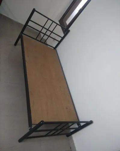Maayaar Powder Coated Steel Bed