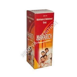 Multivitamin And Multiminerals Maharich Syrup