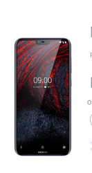 Nokia 6.1 Plus Mobile Phone