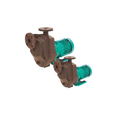 Polypropylene Sealless Self Priming Pump