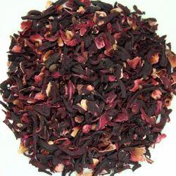 1 R R Agro Foods Hibiscus Sabdariffa Buds Tea Dried Flower Pack