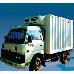 Mini Refrigerated Truck