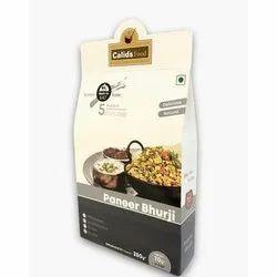 India Paneer Bhurji, Packaging Type: Packet