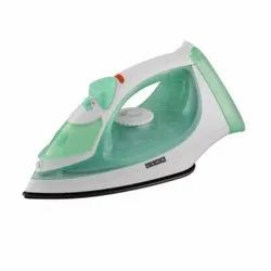 White and Turquoise Plastic Steam Pro 3816 Iron