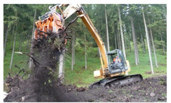 Pladdet WesttecH G1250 Tree Cutter