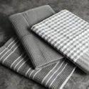 Waffle Tea Towel Set