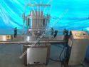 Filling Machine For Hair Oil Bottle