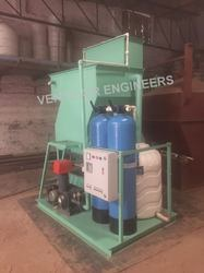 Mobile Effluent Treatment Plant