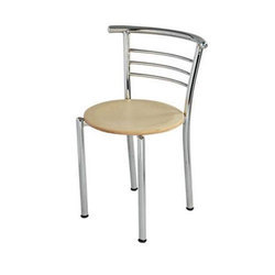 Metal Cafeteria Chair