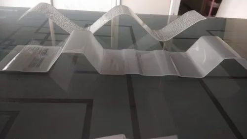 Embossed Poly Carbonate Roofing Sheets , poly carbonate ...