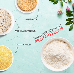Earthspired Multigrain High Protein Flour