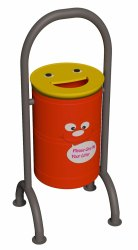 Outdoor Dustbin FRBIN 010