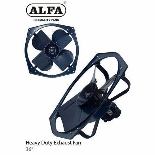 36'''' Heavy Duty Exhaust Fan (i Phase)