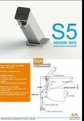 S.s Traditional Sensor Wash Basin Tap, For Bathroom Fitting