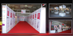 Cabin Type Exhibition Stand