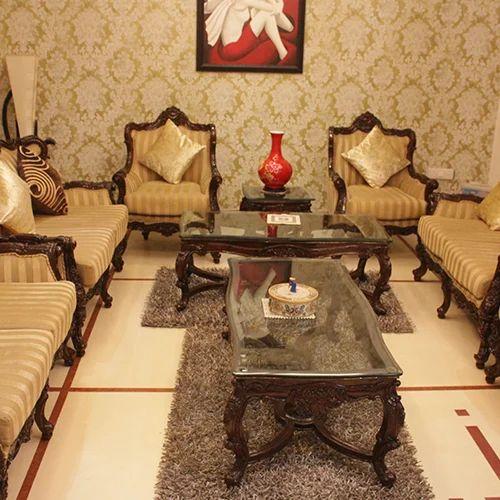 Victorian Sofa Set व क ट र यन