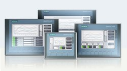 Siemens Simatic HMI Touch Panels