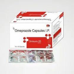 20 mg Omeprazole Capsules