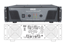DXA-2502 Dual Channel Power Amplifiers
