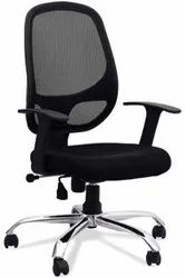 B - 1032 Medium Back Revolving Chair