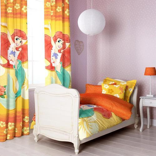 D Decor Kids Room Printed Curtains Rs