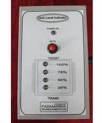 Three Water Tank Level Indicator