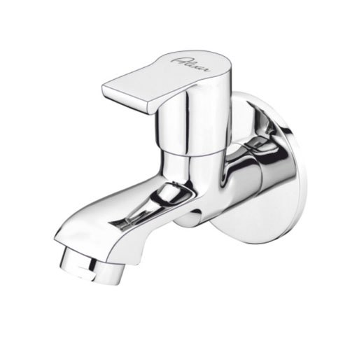 Alixir Brass Chrome Wall Mounted Bib Cock, Model Name/Number: 2202