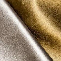 Full Chrome Foil Leather