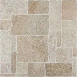 Cream Outdoor Floor Tiles, Size: 20 * 80 In cm