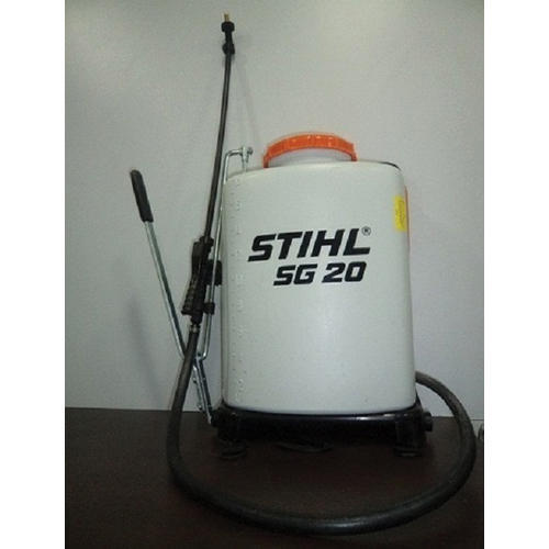 Stihl Sg 20 Manual Sprayer Backpack Sprayer Agricultural Insecticide Sprayer Backpack Disinfectant Sprayer Knapsack Disinfectant Sprayer Back Sprayer Krishna Garden Care Mohali Id 17863798573