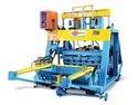 Automatic hydraulic block making machine