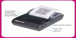 Mobile Thermal POS Receipt Printer 58mm
