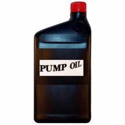 Pump Oils