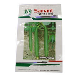 Samant Hybrid Seeds for Agriculture Sponge Gourd Plant Seed, Pack Size: 50 gm