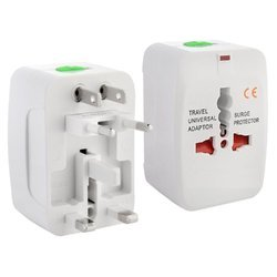 Promotional Universal White Adapter