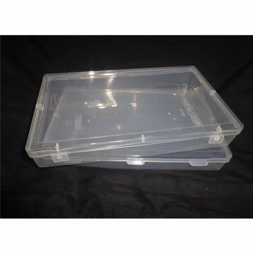 Rectangular Plastic Jewelry Box