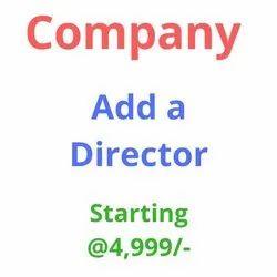 Add A New Director In Company for Kolkata