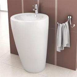 Simpolo Sterol One Piece Wash Basin