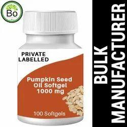 Pumpkin Seed Oil Capsules