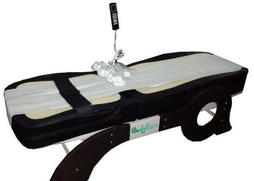 Bodycure M7 Full Body Thermal Acupressure Massage Bed With 13 (9 4) Jade  Rollers
