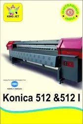 Konica Flex Printing Machine Repairing Service