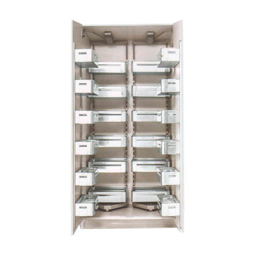 Aluminium Pull Out Kitchen Pantry
